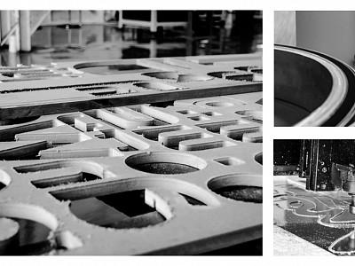 CNC Cutting and machining