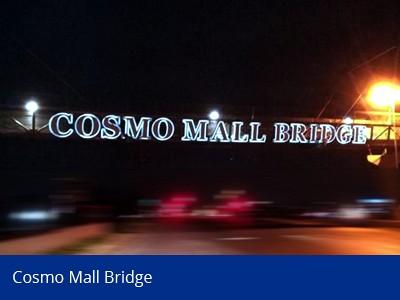 Cosmo Mall Bridge
